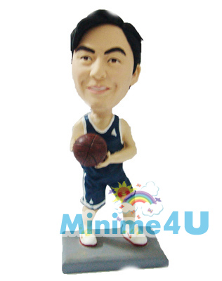 Basketball style mini me
