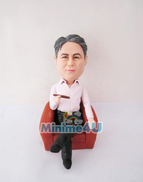 Personalized Boss Figure