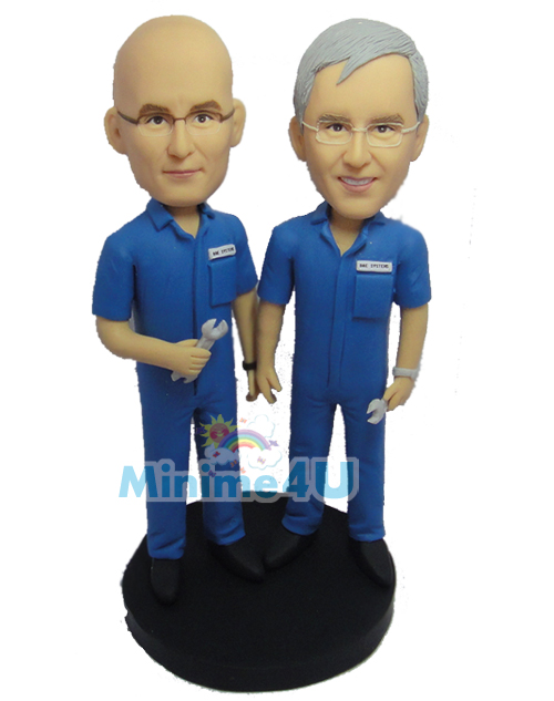 mechanic style mini me template